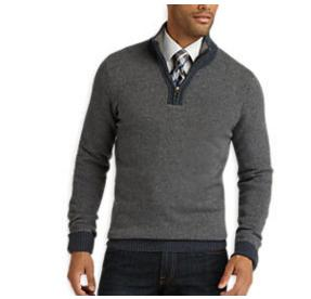 $9.99 Men's Sweaters @ Men's Wearhouse