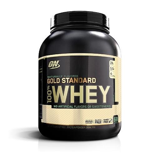 Optimum Nutrition Gold Standard 100% Whey™ Naturally Flavored - Vanilla 2 Count