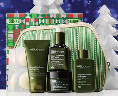 Free Full Size Gifts with Qualifing Origins Purchase at Macy's