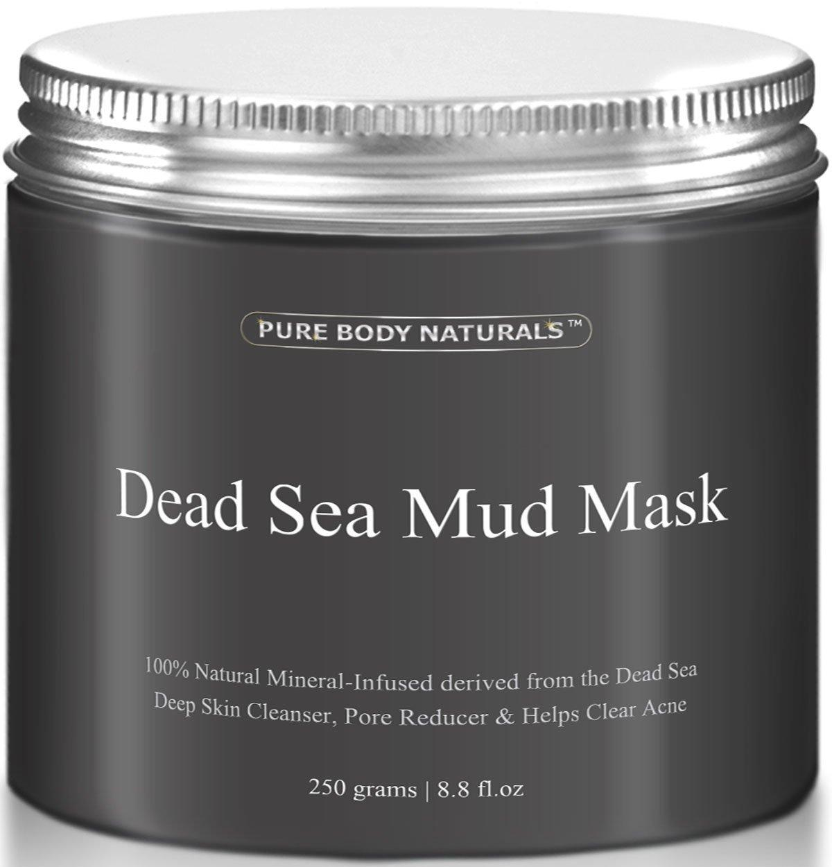 $14.95 Dead Sea Mud Mask from Pure Body Naturals