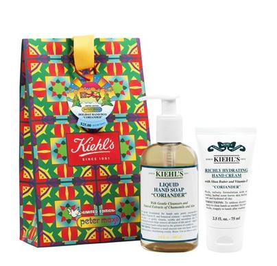 Kiehl's Since 1851 Peter Max for Kiehl's Since 1851 'Coriander' Hand Care Duo @ Nordstrom