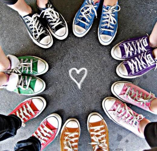 Up to 59% Off Converse Shoes Sale @ 6PM.com