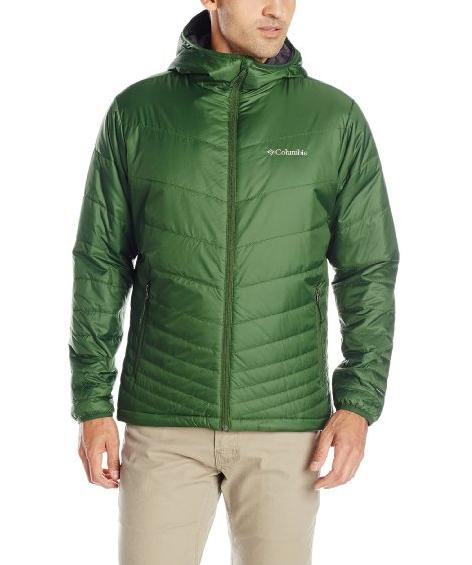 Columbia Sportswear Men's Mighty Light Hooded Jacket @ Amazon