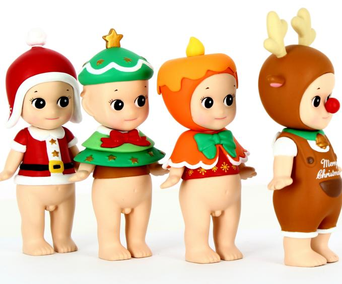 $12.99 Sonny Angel Christmas Series 2015