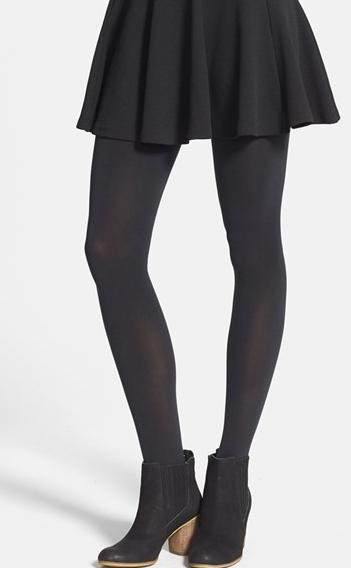 BP. Opaque Tights @ Nordstrom