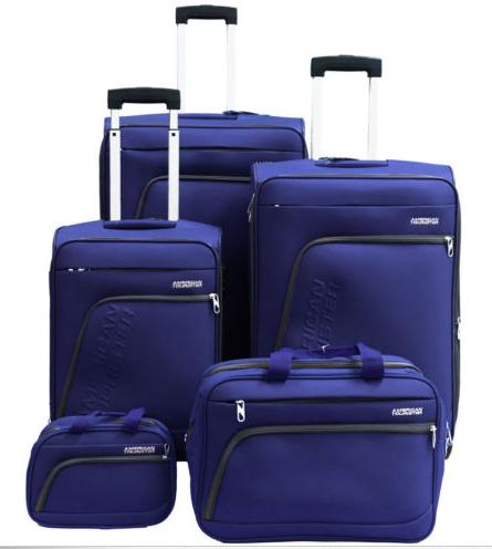 $129.99 American Tourister Glider 5-Piece Spinner Luggage Set