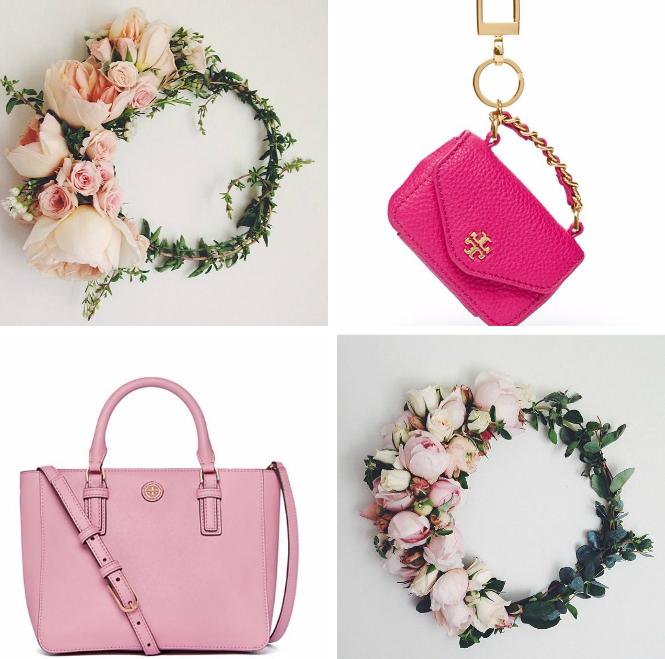 Up to 60% Off + Extra 30% Off Pink Products @ Tory Burch