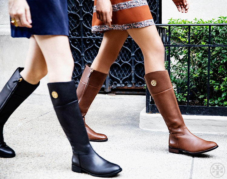 Up To 50% Off + Extra 30% Off Tory Burch Women's Boots @ Tory Burch