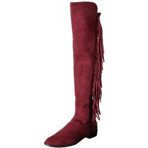 Stuart Weitzman Women's Mane Riding Boot