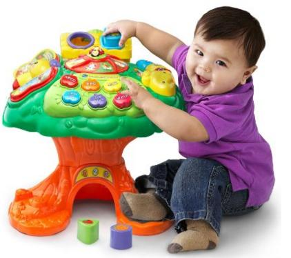 VTech Sort and Learn Discovery Tree Activity Table @ Amazon