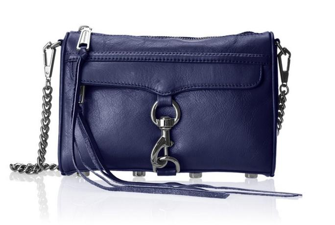 $102.06 Rebecca Minkoff Mini Mac Cross-Body Bag
