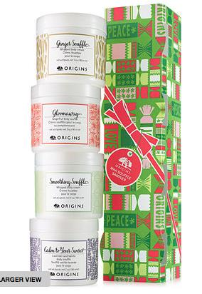 Origins Mini Souffle Sampler @ macys.com
