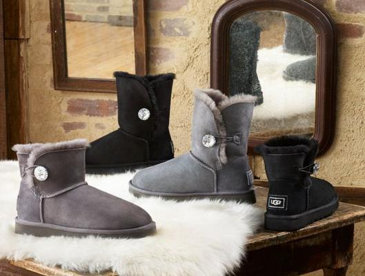 30% Off + Extra 25% Off UGG Australia Women's Boots @ Bloomingdales