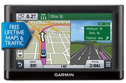 $109.99 Garmin Nuvi 65LMT Essential Series GPS Navigator with Lifetime Maps and Traffic - 6""
