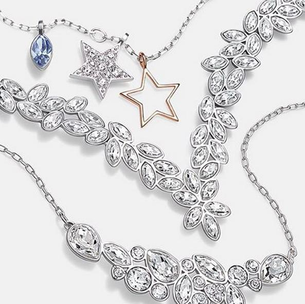 40% Off Necklaces Sale @ Swarovski