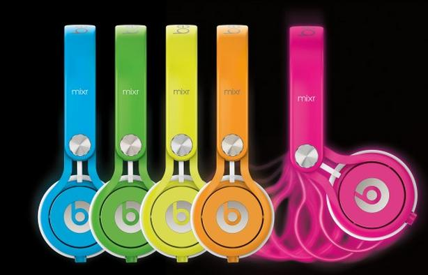 Beats by Dre Mixr DJ Headphones