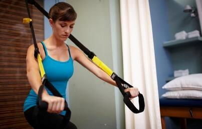 $129.95 TRX Suspension Trainer Basic Kit + Door Anchor