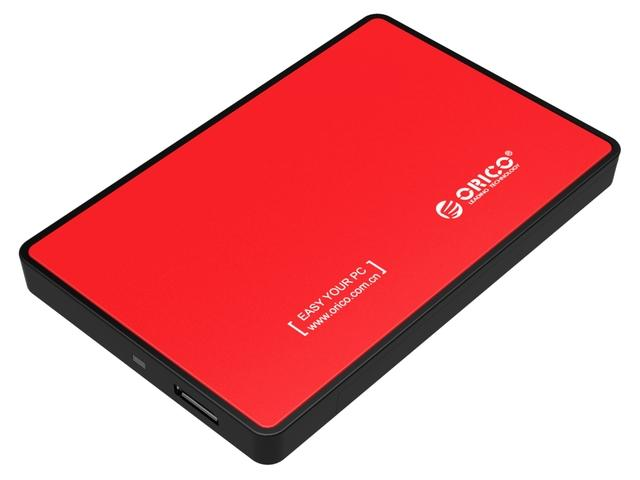 ORICO 2588US3 2.5-Inch SATA to USB 3.0 Tool-Free External Enclosure