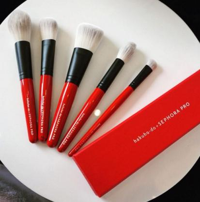 Buy 1 Get 1 Free hakuho-do + SEPHORA PRO Brush Collection @ Sephora.com