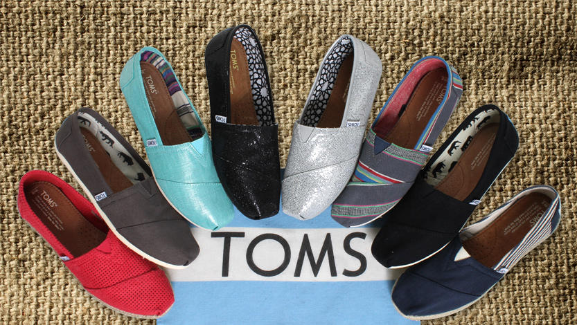 Up to 40% Off Toms Shoes Sale @ Nordstrom
