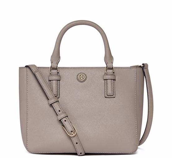 ROBINSON MINI SQUARE TOTE @ Tory Burch