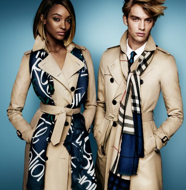 Up to 47% Off Burberry Women & Men Featuring Spring 2016 On Sale @ Rue La La