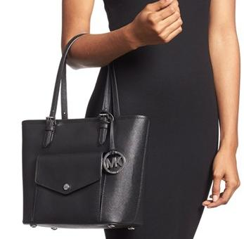 MICHAEL Michael Kors 'Medium Jet Set' Pocket Tote @ Nordstrom