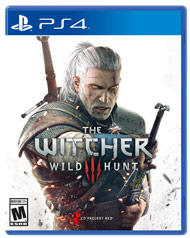 The Witcher III: Wild Hunt PlayStation 4 [Digital Code]