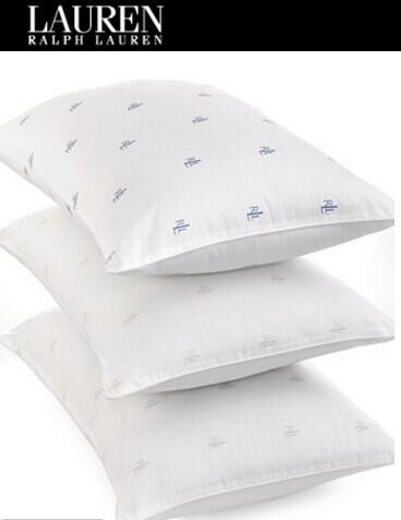 Extra 10% Off Lauren Ralph Lauren Logo Pillows @ macys.com