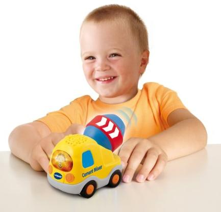 VTech Go! Go! Smart Wheels Cement Mixer @ Amazon