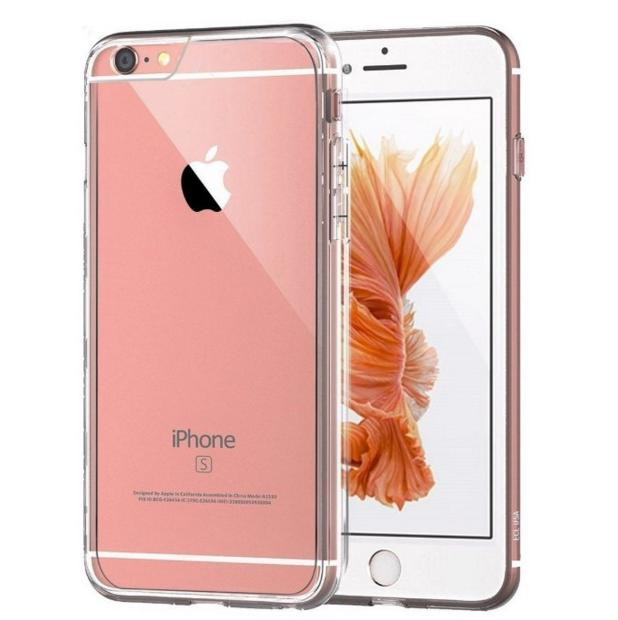 iPhone 6 Case Clear, iPhone 6S Case Clear, Eagle Case Line, Protective Anti-Scratch Case for iPhone 6S/6.