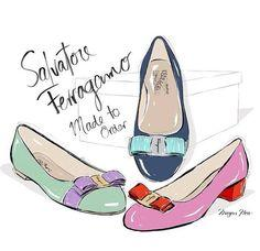 Up to 30% Off + From $112.99 Salvatore Ferragamo Shoes, Handbags & Accessories @ Zappos.com
