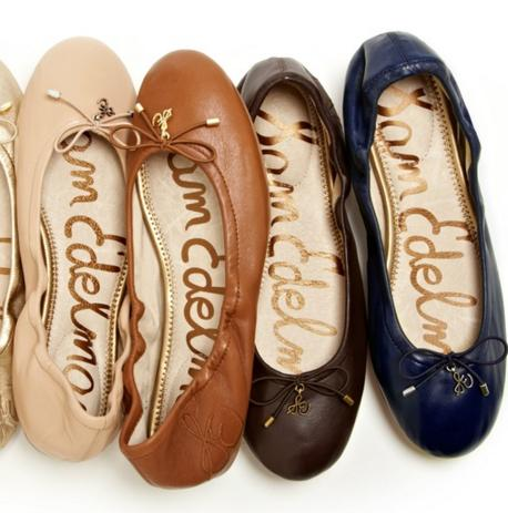 Up to 60% Off Sam Edelman Flats On Sale @ 6PM.com