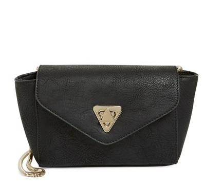 Dolce Girl Triangle Turnlock Crossbody Bag @ Nordstrom