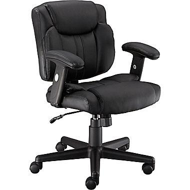 $59.99 Staples® Telford II™ Luxura® Managers Chair, Assorted Colors