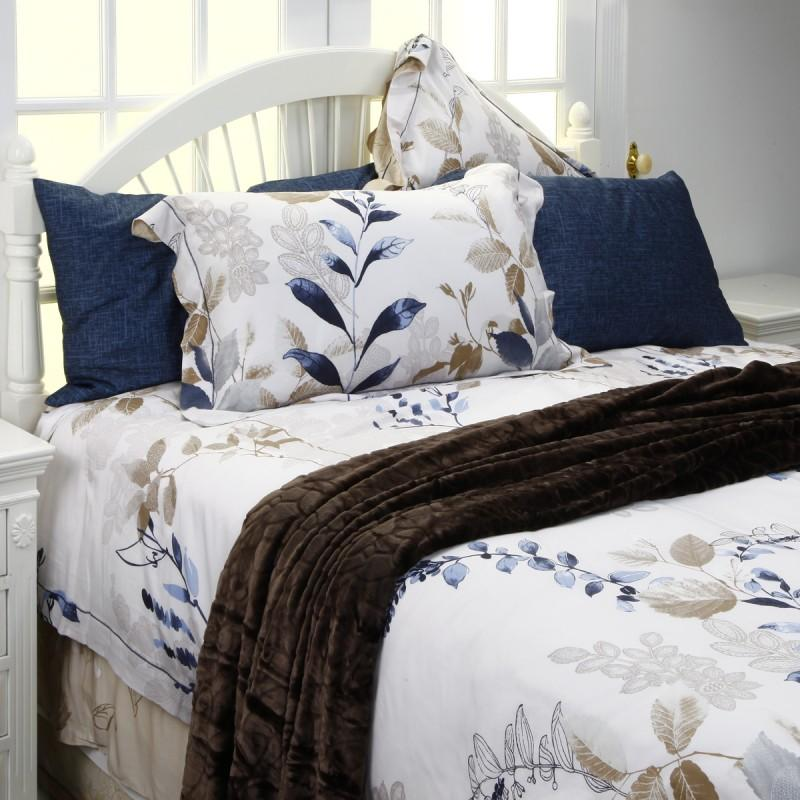 30% Off + Free Shipping Katniss Tencel Duvet Cover Sale @ Qbedding