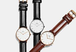 Up to 85% Off Select Daniel Wellington, Gucci,Kate Spade New York and more Watches @ MYHABIT