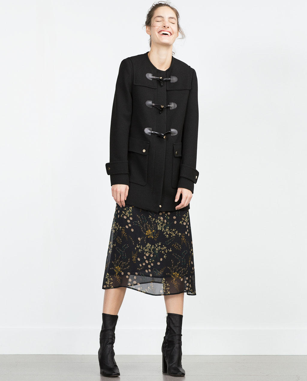 Up to 60% Off Select Outerwear @ Zara