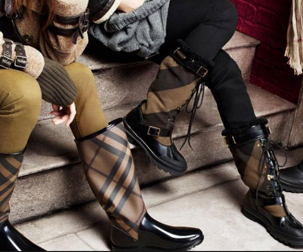 30% Off Burberry Shoes Clearance Event @ Zappos.com