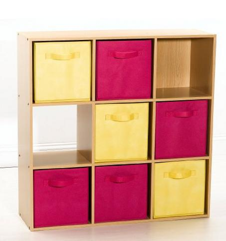 ClosetMaid 8698 Fabric Drawer, Fuschia