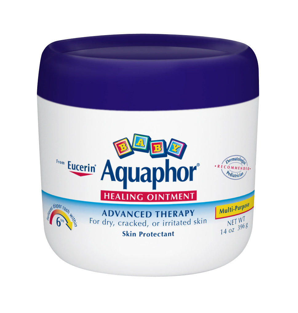 Aquaphor Healing Ointment, Dry, Cracked and Irritated Skin Protectant