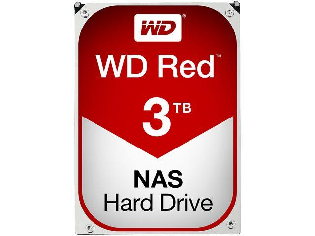 2 x WD Red 3TB NAS Desktop Hard Disk Drive