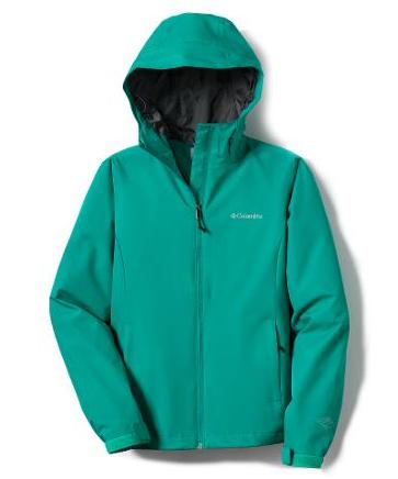 Columbia Thimbleberry Rain Jacket - Women's