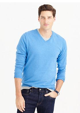 Merino or Lambswool Sweaters @ J.Crew