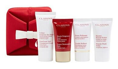 Free 4-Pc Gift with $85 Clarins Purchase @ Nordstrom