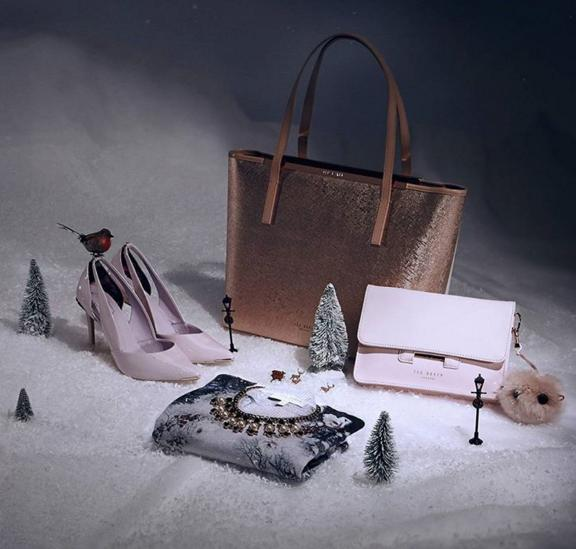 Up to 57% Off Ted Baker Handbags & Accessories On Sale @ MYHABIT