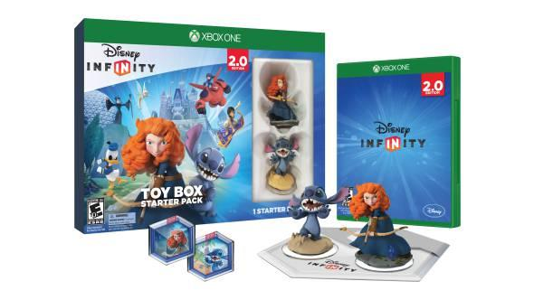 Disney INFINITY Toy Box Starter Pack for Xbox One