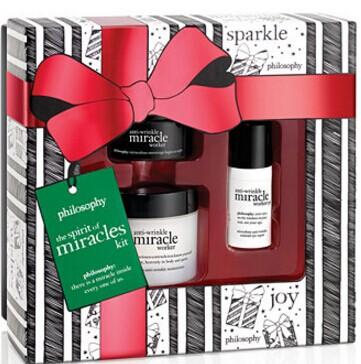 philosophy spirit of miracles set (A $111 Value) @ macys.com