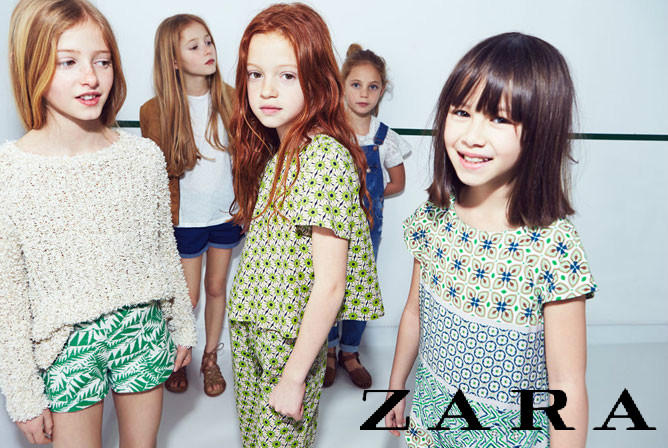 Up to 70% Off Kids Clothing Sale@ Zara