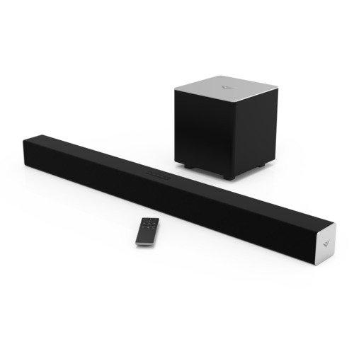 With Prime Member VIZIO SB3821-C6 38-Inch 2.1 Channel Sound Bar with Wireless Subwoofer (2015 Model)